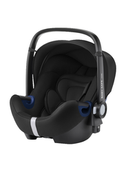 Britax Romer Baby Safe2 i-Size Car Seat, Group 0+, 0-15 Months, Cosmos Black