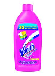 Vanish Multi Use Fabric Stain Remover Liquid, 2 Bottles x 3 Liter