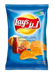 Lay's Tomato Ketchup Potato Chips, 2 Packs x 170g