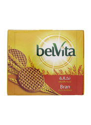 Belvita Bran Rich In Fibre Biscuit, 2 Boxes x 12 Pieces x 62g