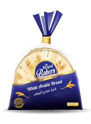 Royal Bakers White Arabic Bread, 2 Packs x 550g
