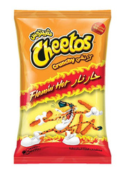 Cheetos Crunchy Flaming Hot, 2 Pack x 205g