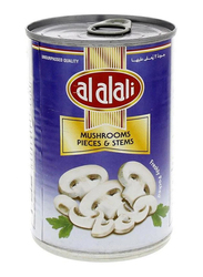 Al Alali Mushroom Pieces and Stems Canned Vegetables, 6 Cans x 200g