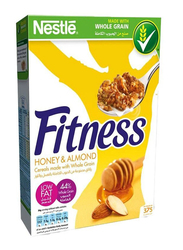 Nestle Fitness Honey & Almond Cereal, 2 Boxes x 355g