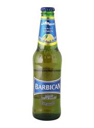 Barbican Lemon Non-Alcoholic Malt Soft Drink, 6 Bottles x 330ml