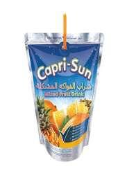 Capri Sun Mixed Fruit Juice Drink, 10 Pouches x 200ml