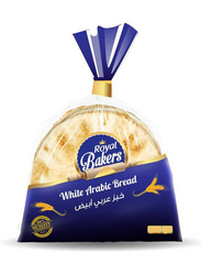 Royal Bakers White Arabic Bread, Small, 4 Packs x 180g