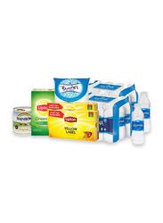 Tea Essentials with Free Aquafina Pack