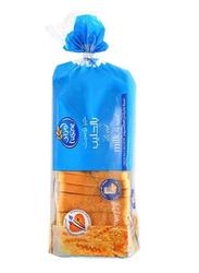 Lusine Sliced Milk Bread, 2 Packs x 600g