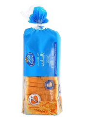 Lusine Sliced Milk Bread, 2 Packs x 600g