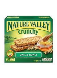Nature Valley Crunchy Oats & Honey Bars, 10 Bars x 21g