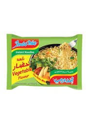 Indomie Vegetable Flavor Noodles, 40 Pouches x 75g