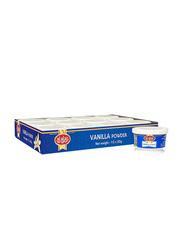 Al Alali Vanilla Powder, 12 Pieces x 20g