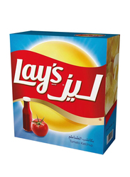 Lay's Tomato Ketchup Potato Chips, 14 Packs x 23g