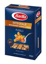 Barilla Integrale Whole Wheat Fusilli, 3 Boxes x 500g