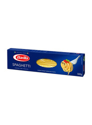 Barilla Spaghetti No. 5 Semolina Pasta, 5 Boxes x 500g