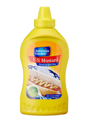 American Garden U.S Mustard Sauce, 397g