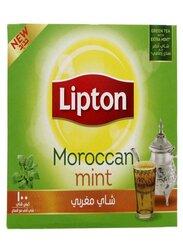 Lipton Moroccan Mint Green Tea, 100 Tea Bags x 1.8g