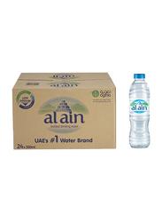 Al Ain Bottled Drinking Water, 24 Bottles x 500ml