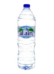 Al Ain Bottled Drinking Water, 48 Bottles x 1.5 Liter