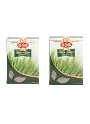 Al Alali Green Freekeh Coarse, 2 Boxes x 450g