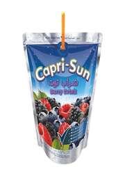 Capri Sun Berry Juice Drink, 10 Pouches x 200ml