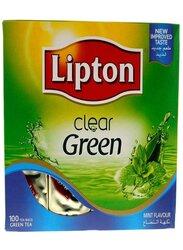 Lipton Mint Clear Green Tea, 100 Tea Bags x 1.5g
