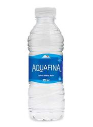 Aquafina Bottled Drinking Water, 24 Bottles x 330ml