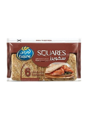 Lusine Squares Sandwich Brown Bread, 2 Packs x 252g