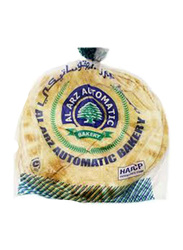 Al Arz Bakery White Arabic Bread, Large, 2 Packs
