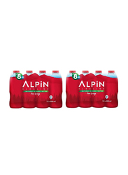 Alpin Natural Mineral Spring Water, 24 Bottles x 500ml
