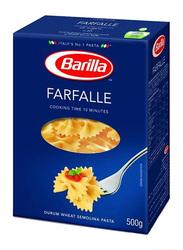 Barilla Farfalle Semolina Pasta, 3 Boxes x 500g