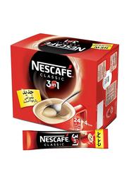 Nescafe 3 In 1 Instant Coffee Mix, 2 x 24 Sachet x 20g