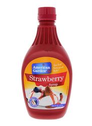 American Garden Strawberry Syrup, 2 Bottles x 680g