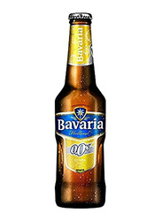 Bavaria Lemon Non-Alcoholic Malt Soft Drink, 24 Bottles x 330ml