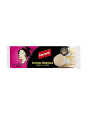 Fantastic Smokey Barbeque Rice Crackers, 100g