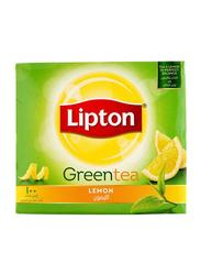 Lipton Lemon Green Tea, 100 Tea Bags x 1.4g