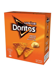 Doritos Nacho Cheese Tortilla Chips, 12 Pack x 23g