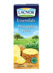 Lacnor Essentials Pineapple Juice, 12 x 1 Liter