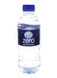 Al Ain Zero Sodium Free Bottled Drinking Water, 240 Bottles x 330ml