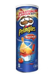 Pringles Ketchup Chips, 4 Cans x 165g