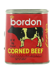 Bordon Corned Beef Canned Meat, 2 Cans x 340g