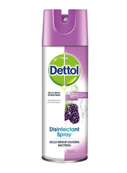 Dettol Fresh Lavender Disinfectant Spray, 450ml