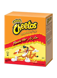 Cheetos Crunchy Flaming Hot, 12 Pack x 25g