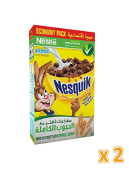 Nestle Nesquik Cereal, 2 Boxes x 625g
