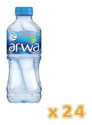Arwa Bottled Drinking Water, 24 Bottles x 330ml