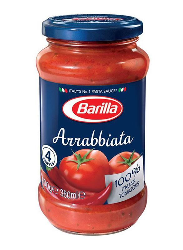 Barilla Arrabbiata Pasta Sauce, 3 Jars x 400g