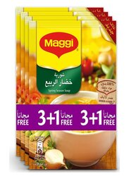 Maggi Spring Season Soup, 4 Sachets x 59g