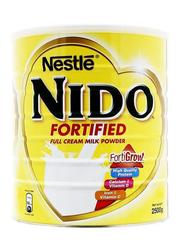 Nido Full Cream Milk Powder Tin, 2.5 Kg