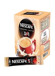 Nescafe 3 In 1 Instant Creamy Latte Coffee, 20 Sachet x 22.5g
